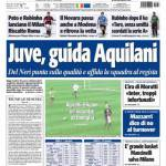 Tuttosport: Juve, guida Aquilani