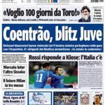 Tuttosport: Coentrao, blitz Juve