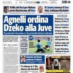 Tuttosport: Agnelli ordina Dzeko alla Juve