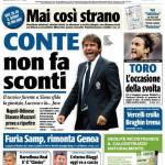 Tuttosport: Conte non fa sconti
