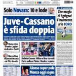 Tuttosport: Juve-Cassano è sfida doppia