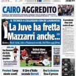 Tuttosport: La Juve ha fretta, Mazzarri anche