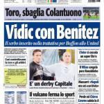 Tuttosport: Vidic con Benitez