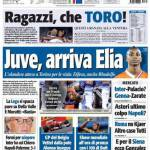 Tuttosport: Juventus, arriva Elia