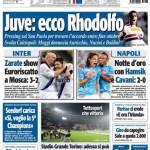 Tuttosport: Juve, ecco Rhodolfo