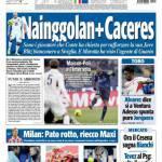 Tuttosport: Nainggolan + Caceres
