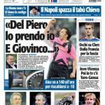 Tuttosport: Del Piero lo prendo io. E Giovinco…