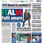 Tuttosport: Italia fatti amare