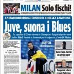 Tuttosport: Juve, suona i Blues