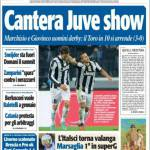 TuttoSport: Cantera Juve show