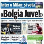 TuttoSport: Bolgia Juve!