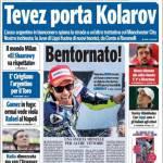 TuttoSport: Tevez porta Kolarov