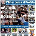 TuttoSport: Agnelli regalaci Kolarov!