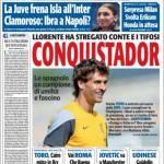 TuttoSport: Conquistador