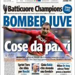 Tuttosport: Bomber Juventus, cose da pazzi