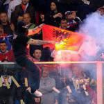 """Italia-Serbia, la UE risponde subito al vice ministro serbo: """"Gli incidenti non saranno criterio considerato"""""""