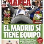 Marca: El Madrid si tiene equipo