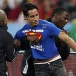 Calcio e curiosità: nuovi guai per Ferri, il 'Superman' delle invasioni di campo!