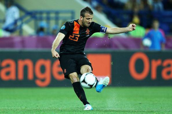 Portugal v Netherlands - Group B: UEFA EURO 2012