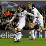 Champions League, al 45′ Tottenham-Inter 1-0