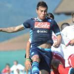 Calciomercato Napoli, Vargas Gilardino: si tratta per un possibile scambio