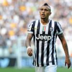 Juventus, serio l'infortunio di Vidal, a rischio la trasferta di Madrid