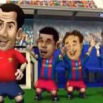 Barça, sono già tutti pazzi per Villa – Video