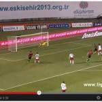 Video – Che fortuna per il Galatasaray: gli avversari colpiscono 3 pali in 18 secondi!