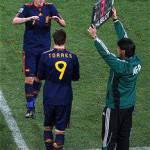 Calciomercato estero, Villa parla del ninho Torres