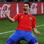 Mondiali 2010, Germania-Spagna è Klose contro Villa