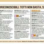 Champions League, voti Gazzetta di Roma-Basilea – Pagelle in foto