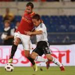 Fantacalcio: aggiornamenti Roma, Menez di nuovo titolare, Vucinic ancora in dubbio