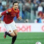 Serie A, una zampata di Vucinic regala i 3 punti alla Roma