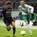 Inter-Werder Brema: ecco i precedenti