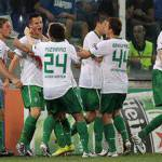 Champions League: il sogno si spegne ai supplementari, Samp-Werder 3-2