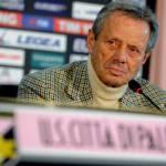 Calciomercato Roma, Zamparini: Sin adesso Sabatini non mi ha chiesto né Sorrentino né Ilicic