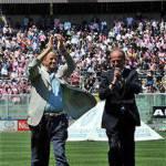 Serie A, Zamparini-Lo Monaco: ufficiale la nomina del nuovo ad. Zamparini farà un passo indietro