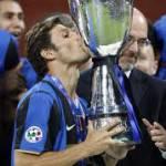 Calcio, Zanetti spegne 37 candeline e firma fino al 2013