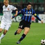 Inter: Zanetti-Chivu e Balotelli-Pandev i ballottaggi per la Finale