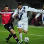 Calciomercato Lazio Inter, Zarate twitta: Lazio riprendimi!