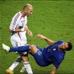Calcio, Materazzi risponde all'ennesima accusa sul caso Zidane