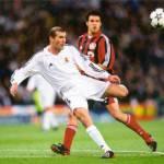 Mamma mia Zidane! Numeri da circo e magie contro un giovane portiere – Video