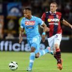 Calciomercato Juventus, Zuniga: i bianconeri tentano la via per il difensore colombiano, ma De Laurentiis non molla