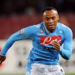 Calciomercato Napoli, si lavora per il rinnovo di Zuniga: il suo contratto scade fra un anno